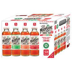 Moonshine Sweet Tea Variety Pack (16 oz. bottles, 12 pk.)