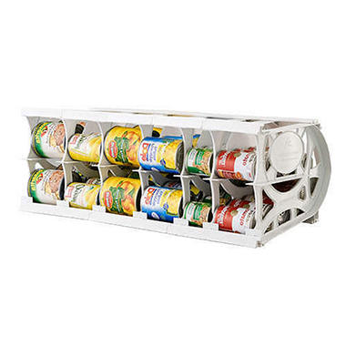 SmarTrac Technology Cansolidator Pantry Plus
