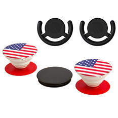 PopSockets USA Flag - 5 Pack