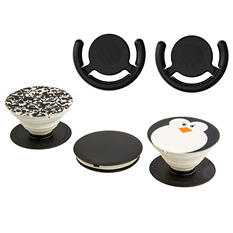 PopSockets Black & White Patterns - 5 Pack