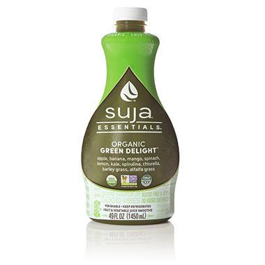 Suja Essentials Organic Green Delight Juice (49 oz.)