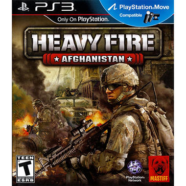 Heavy Fire: Afghanistan - PS3