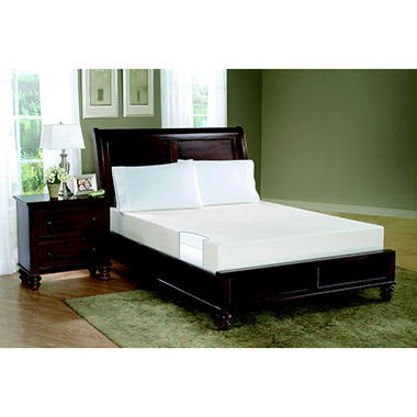 "forZen 8"" Foam Mattress Queen Sam s Club"