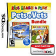 Kids Learn & Play:  Pets & Vets Bundle - NDS