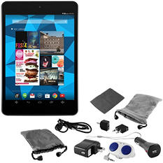 "7.9"" Ematic HD Dual-Core Tablet - 8GB w/ 10 Piece Accessory Kit"