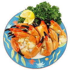 3/5 Large Stone Crab Claws (10 lb.)