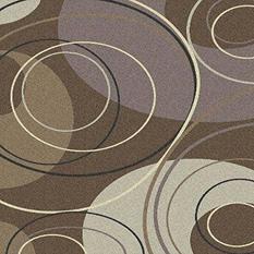 Circular Motion Rug Collection