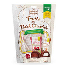 Fruits in Chocolate (16 oz.)