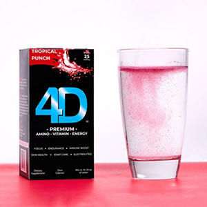 4D Clean Energy Dietary Supplement (25 ct.)