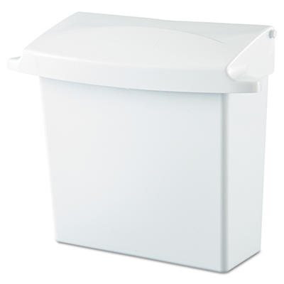 Rubbermaid Sanitary Napkin Receptacle w/Liner