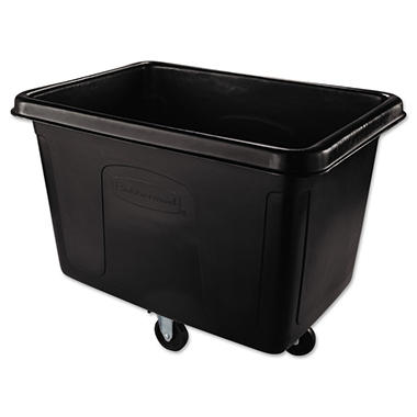 Rubbermaid Cube Utility Truck - 14 cubic feet