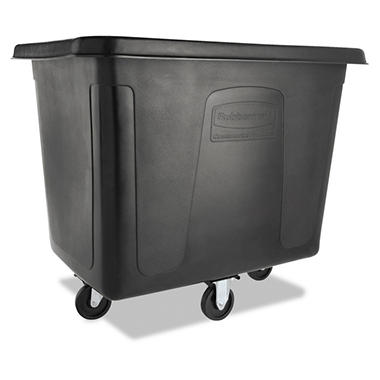 Rubbermaid Cube Utility Truck - 16 cubic feet