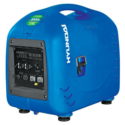 Hyundai 2,000 Watt Portable Inverter Generator