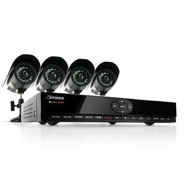 Defender H.264 8-Channel DVR