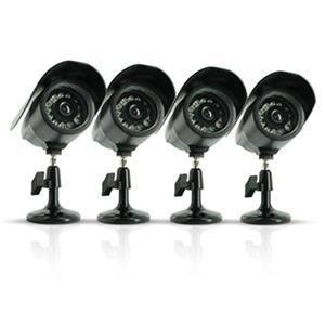 Defender 4 Hi-Res CCD Cameras