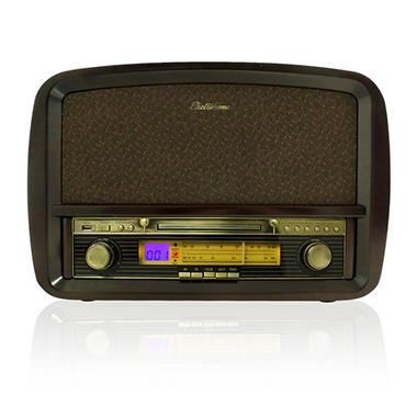 Electrohome Signature Retro Hi-Fi Stereo System