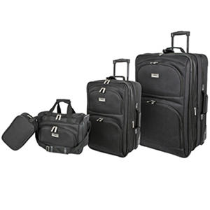 Geoffrey Beene Luggage 4 Piece Set