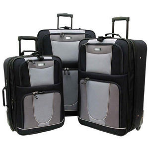 Geoffrey Beene Luggage Set - 3 pc.