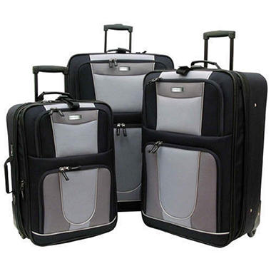 Geoffrey Beene Luggage Set 3 pc.  GB224-3