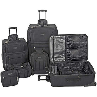 Geoffrey Beene Luggage  6 Piece Set