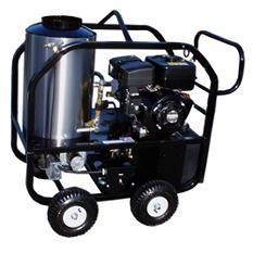 Pressure-Pro 2,500 PSI - Hot Water Gas Pressure Washer