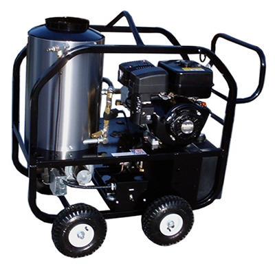 Pressure-Pro 2,500 PSI - Hot Water Gas Pressure Washer