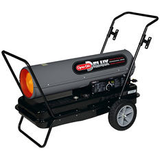 Dyna-Glo Delux 180K or 220K BTU Kerosene Forced Air Heater