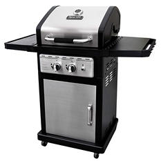 Dyna-Glo Smart Space Living 30,000 BTU 2-Burner LP Gas Grill
