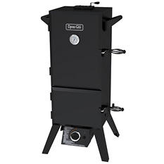Dyna-Glo Dual Door LP Gas Smoker, 15,000 BTU