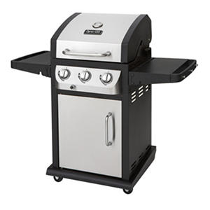 Dyna-Glo Smart Space Living 36,000 BTU 3-Burner LP Gas Grill