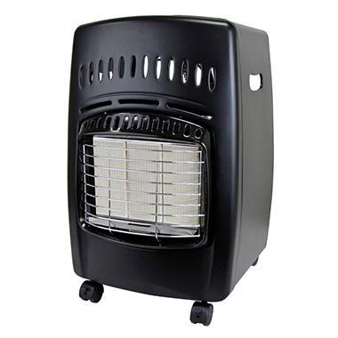 Dyna-Glo DELUX Propane Cabinet Heater - 18,000 BTU