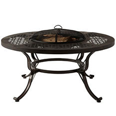 "Pleasant Hearth 48"" Lorraine Fire Pit Table"