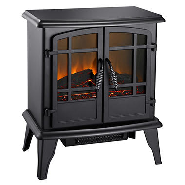 Pleasant Hearth 20 inch Electric Stove - Matte Black