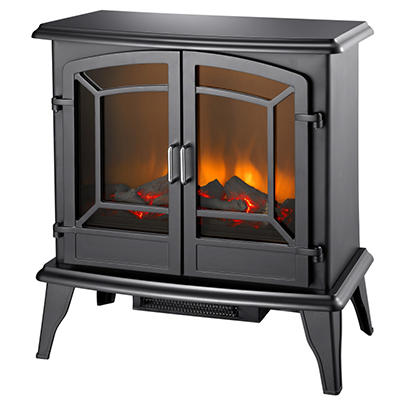 Pleasant Hearth 24 inch Electric Stove - Matte Black