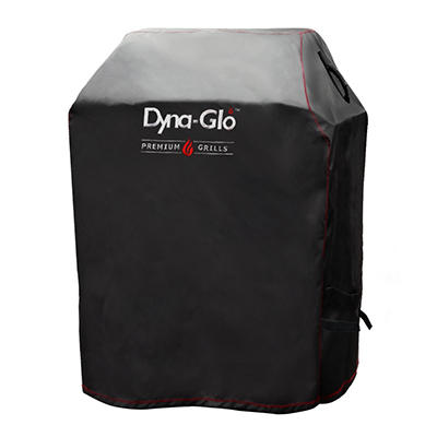 Dyna-Glo Premium Grill Cover for use with 2 or 3 Burner Grills