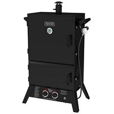 Dyna-Glo Wide-Body LP Gas Smoker