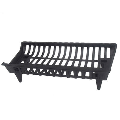 Pleasant Hearth Cast Iron Fireplace Grate - 27""