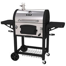 Dyna-Glo Heavy Duty Stainless Charcoal Grill - 686 sq. in.