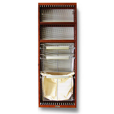 Premier Red Mahogany Packaged Tower Kit