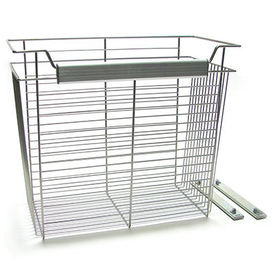 "12"" Wire Basket 20"" Depth"