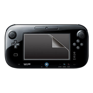 Hori Game Pad Precision Screen Filter for the Wii U
