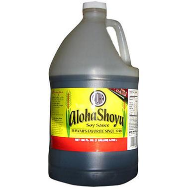 Aloha Shoyu Soy Sauce - 1 gal.