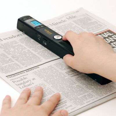 Portable Scanner Wand Wand Portable Scanner