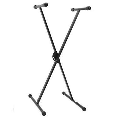 World Tour Single X Keyboard Stand