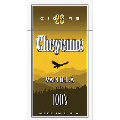 Cheyenne Little Cigars Vanilla 100s - 200 ct.