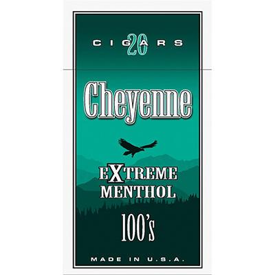 Cheyenne Extreme Menthol Large Cigars - 200 ct.