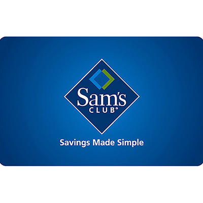 Gift Card - Sam's Club Image