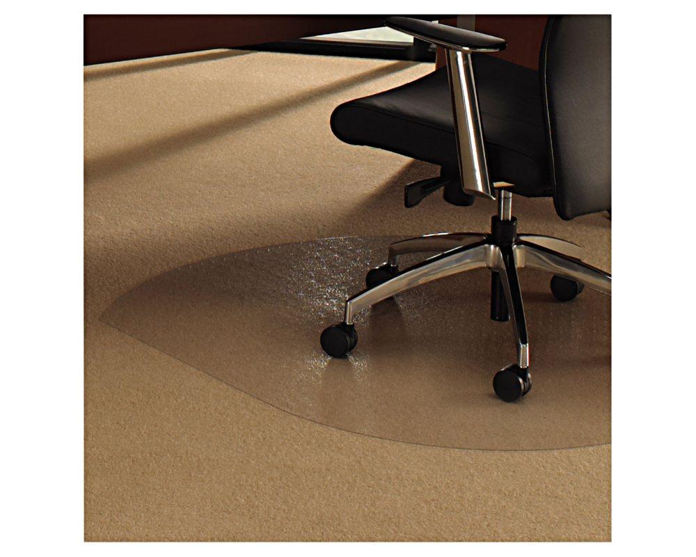 Floortex 49 x 39 Cleartex Ultimat Polycarbonate Chair Mat