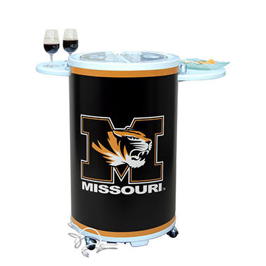 Missouri Tigers Entertainer / Party Cooler