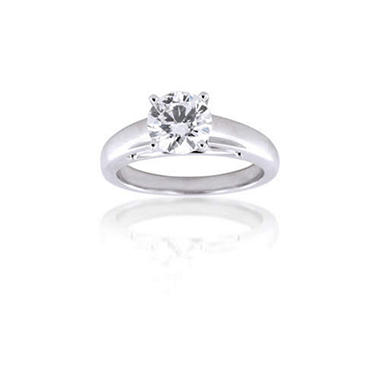 1.50 ct. Round Diamond Solitaire (E, SI1)
